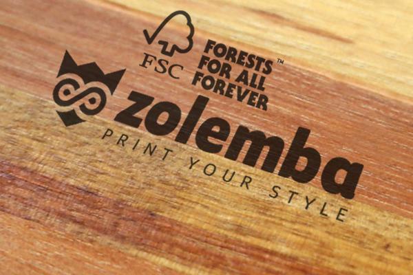 Zolemba-FSC-etiketten